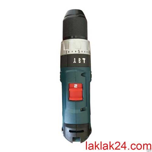 دریل شارژی 18 ولت رونیکس مدل 8618