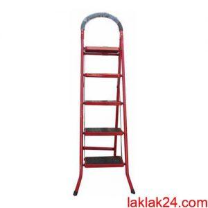 نردبان 5 پله مرتفع