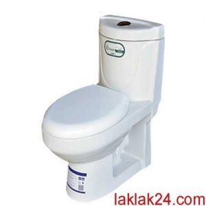 توالت فرنگی چينی کرد مدل دافنه