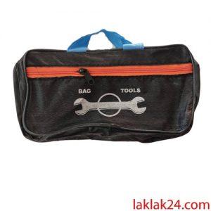کیف ابزار دو زیپ