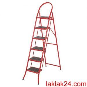 نردبان 6 پله آرش